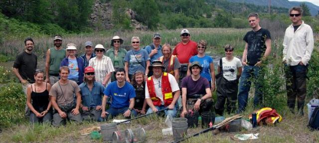 Casltegar Wetlandkeepers Group