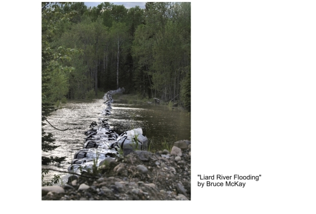 Liard River Flooding