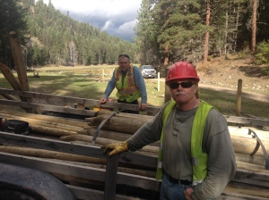 Doug and Dave of Meadow Valley Construction