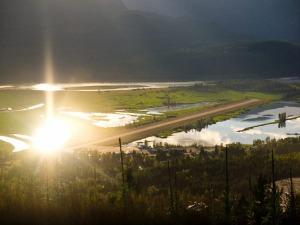 Revelstoke airport wetlands. Image courtesy of http://www.revelstoketimesreview.com/