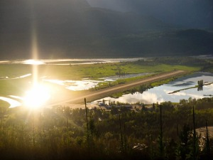 Revelstoke airport wetlands. Image courtesy of http://www.revelstoketimesreview.com/