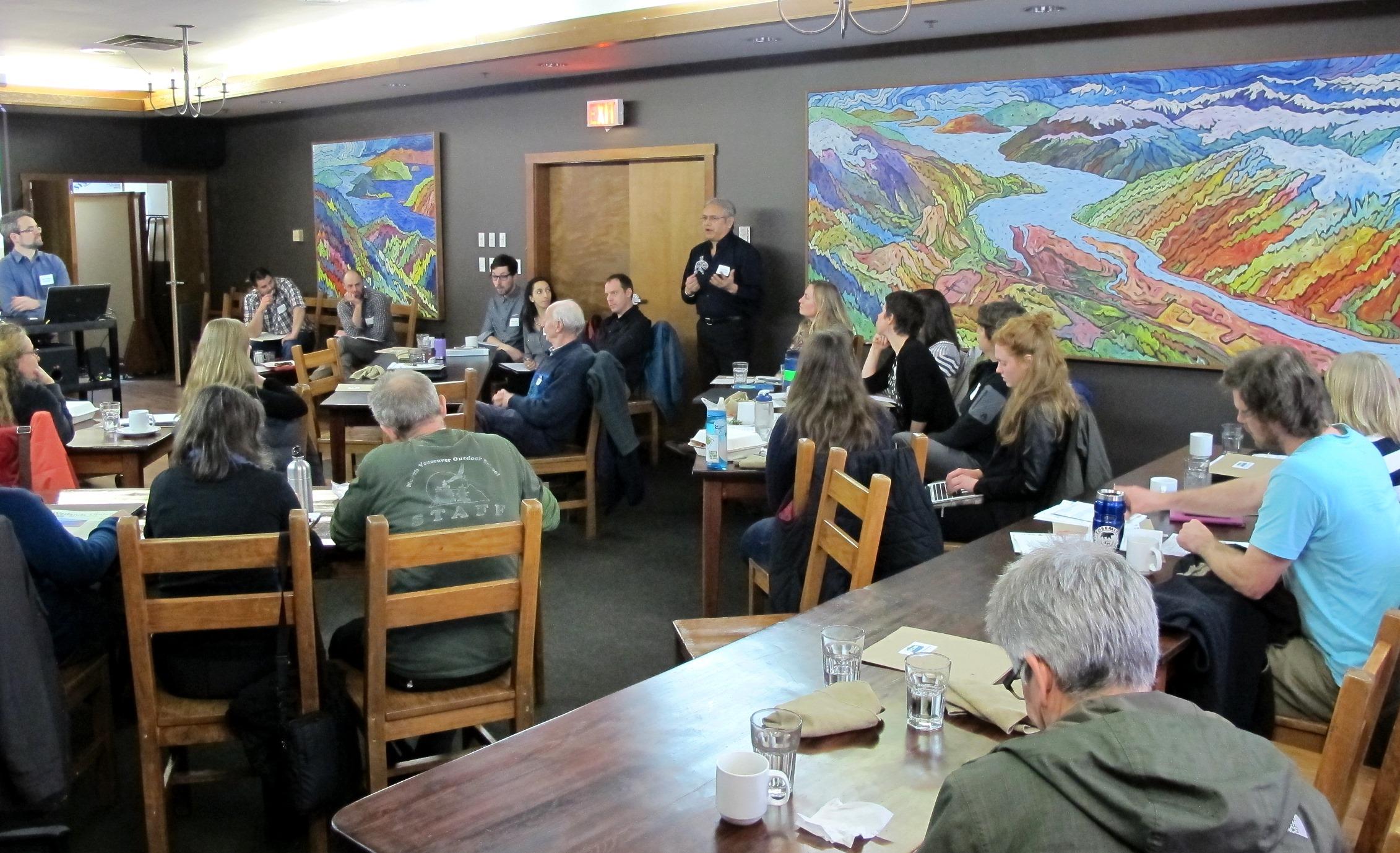 Squamish WGW discussion