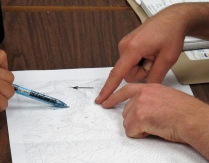 Determining watershed boundaries
